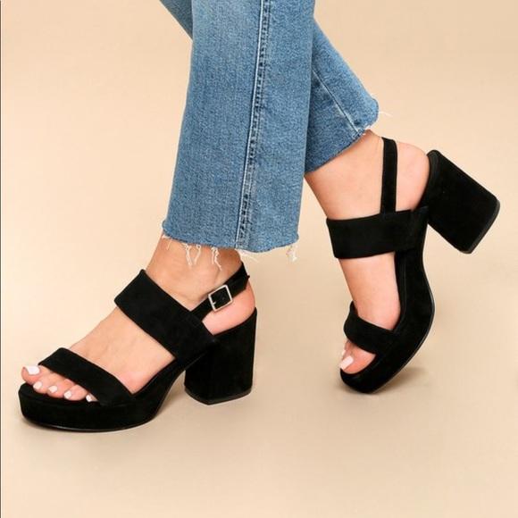 c759c4f2940f Steve Madden Reba shoes! M 5b2ea7cabb761570f2657f18